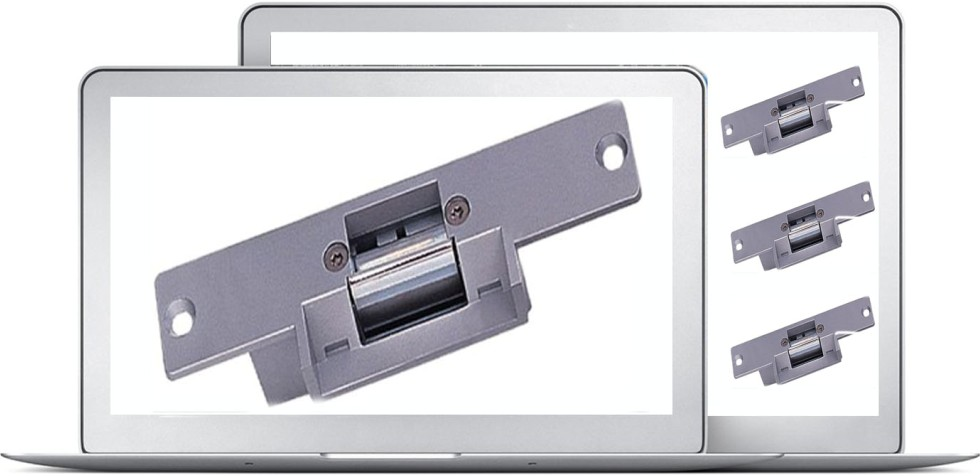 door lock electric plug lock magnetic lock power supply cathode lock
