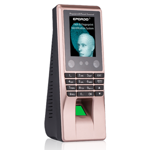 <b>BT-E9 Face and fingerprint attendance&access control system</b>